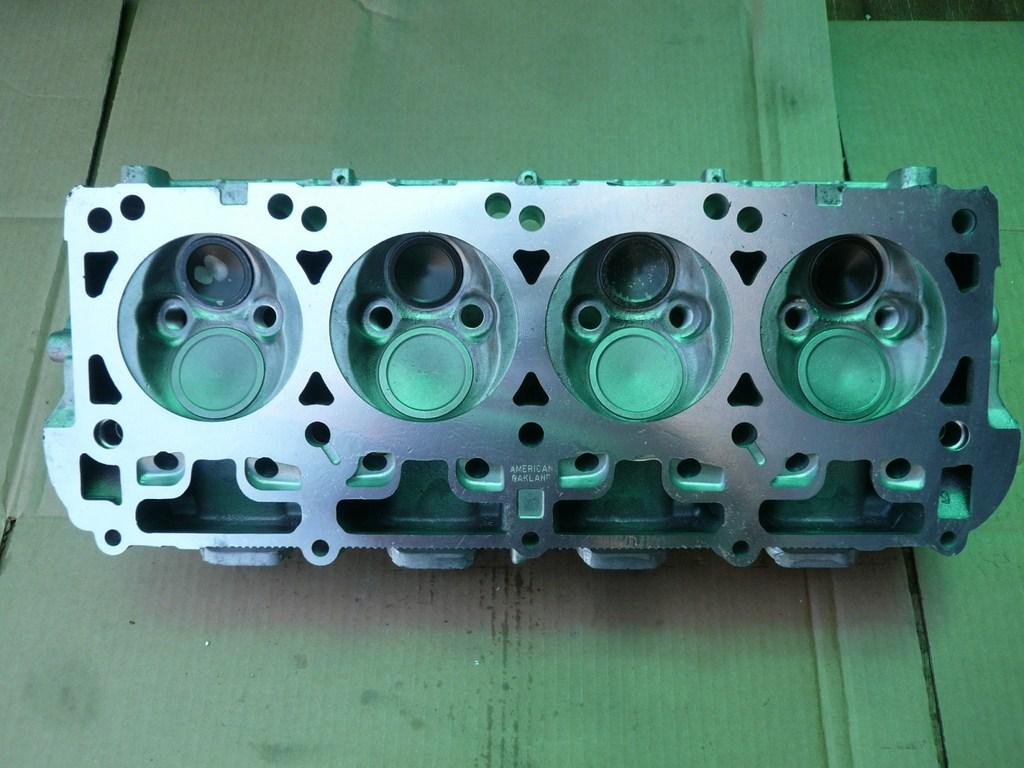 Jeep Cylinder Head 5 7 Liter 2003