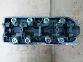 Cylinder Head: Mitsubishi 2 liter L4 Year: 1984-1986 Type: SOHC Fuel: Gas Family:  Casting:  Material:  Valves:  NA Special info: Elec Fuel Pump, With Jet/hyd