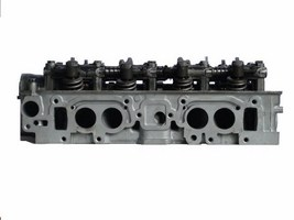 Cylinder Head: Mitsubishi 2 liter L4 Year: 1983-1984 Type: SOHC Fuel: Gas Family:  Casting:  Material:  Valves:  NA Special info: Mech Fuel Pump, With Jet
