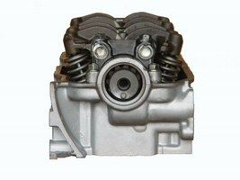 Cylinder Head: Mitsubishi 2 liter L4 Year: 1982-1988 Type: SOHC Fuel: Gas Family:  Casting:  Material:  Valves:  NA Special info: Mech Fuel Pump, With Jet/hyd