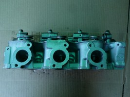 Cylinder Head: Mitsubishi 3 liter V6 Year: 1989-2000 Type: SOHC Fuel: Gas Family:  Casting:  Material:  Valves:  NA Special info: