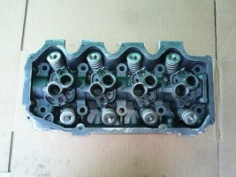 Cylinder Head: Ford 1.9 liter L4 Year: 1985-1996 Type: SOHC Fuel: Gas Family:  Casting: E5EE Material:  Valves:  NA Special info: HEART SHAPED CHAMBER