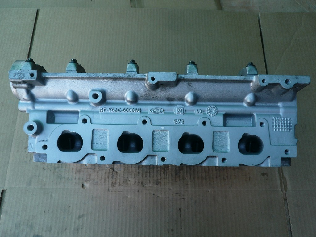 ford cylinder head 2 liter 1995 2005 l4 dohc gas ys4e na. Black Bedroom Furniture Sets. Home Design Ideas