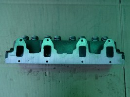Cylinder Head: Ford 6.4 liter V8 Year: 1973-1977 Type: OHV Fuel: Gas Family:  Casting:  Material:  Valves:  NA Special info: W/SMOG