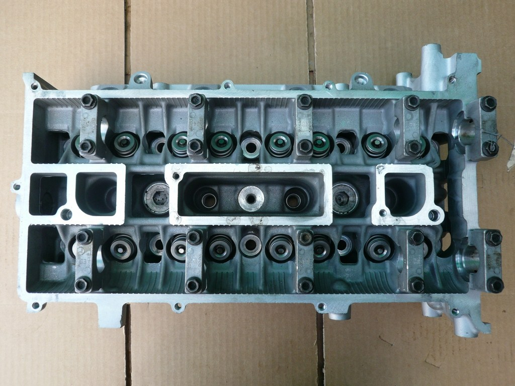 cylinder head ford 2 3 liter l4 year 2000 2007 type dohc fuel