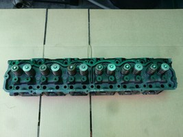 Cylinder Head: Ford 4.9 liter L6 Year: 1987-1996 Type: OHV Fuel: Gas Family:  Casting:  Material:  Valves:  NA Special info: bolt down rocker, with smog, fuel injection