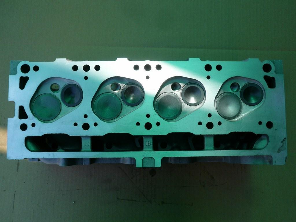 GM cylinder head 2.2 liter 1991-1997 L4 OHV Gas 391-S NA
