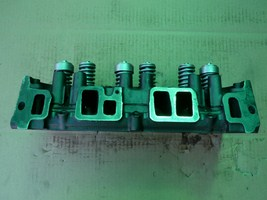 Cylinder Head: GM 2.8 liter V6 Year: 1985-1993 Type: OHV Fuel: Gas Family:  Casting: 879,884 Material:  Valves:  NA Special info: fuel injection, cast iron