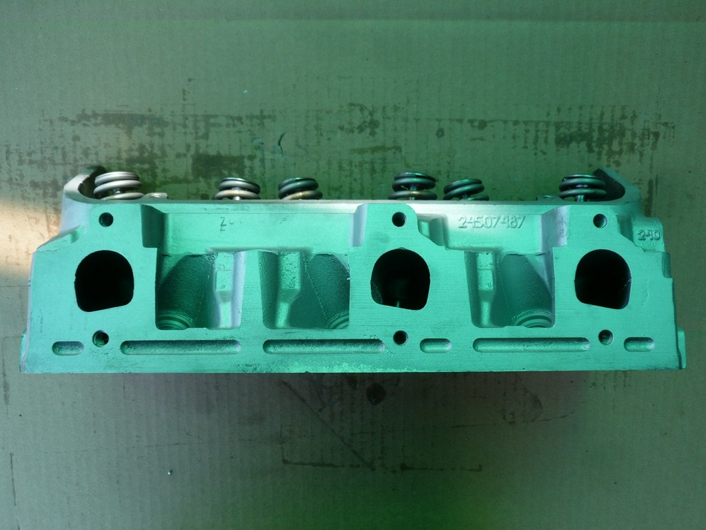 Gm Cylinder Head 3 1 Or 3 4 Liter 1991