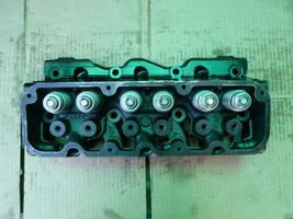 Cylinder Head: GM 3.8 liter V6 Year: 1995-2005 Type: OHV Fuel: Gas Family:  Casting: 47,818,134 Material:  Valves:  NA Special info: With injectors in the head
