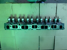 Cylinder Head: GM 4.1 liter L6 Year: 1968-1976 Type: OHV Fuel: Gas Family:  Casting:  Material:  Valves:  NA Special info: No smog