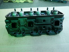 Cylinder Head: GM 4.3 liter V6 Year: 1985-2005 Type: OHV Fuel: Gas Family:  Casting: 64,181,209,103 Material:  Valves:  NA Special info: PRESS IN 3/8