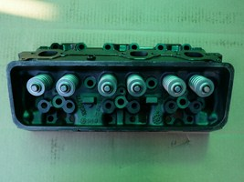 Cylinder Head: GM 4.3 liter V6 Year: 1984-2005 Type: OHV Fuel: Gas Family:  Casting: 772,113,140 Material:  Valves:  NA Special info: 10MM ROCKER BOLT HOLE