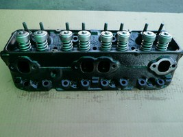 Cylinder Head: GM 5.7 liter V8 Year: 1972-1988 Type: OHV Fuel: Gas Family:  Casting: 882 Material:  Valves:  NA Special info: LG VALVE, 6 HOLE EXHAUST