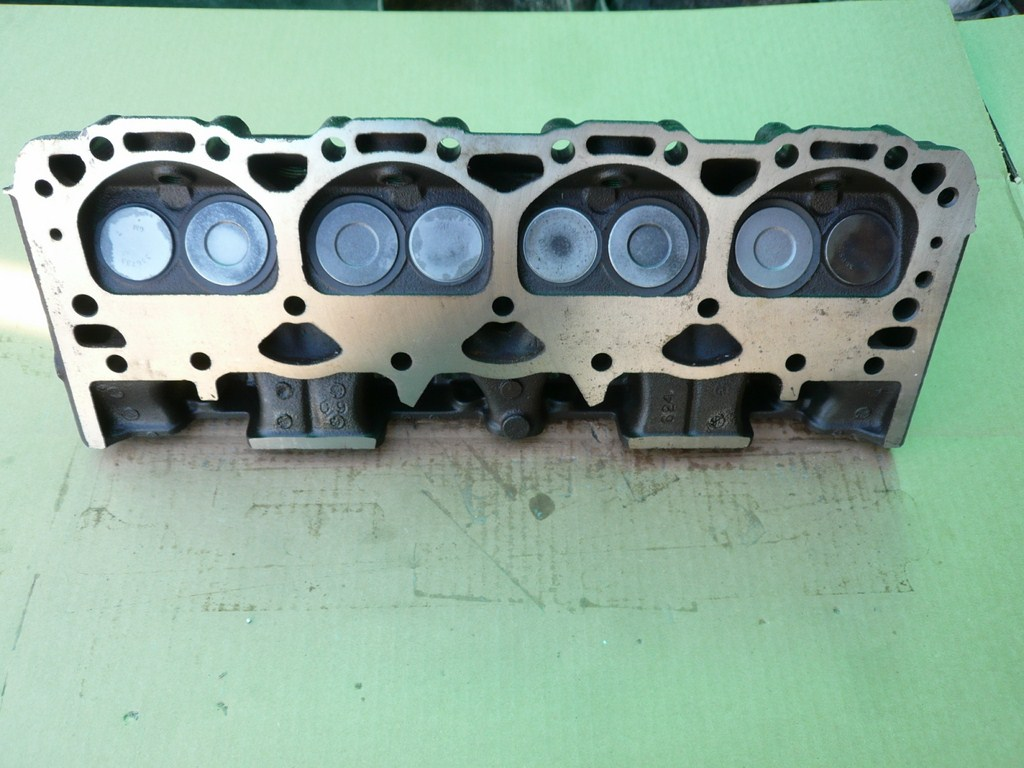 All Chevy 882 chevy heads : GM cylinder head 5.7 liter 1972-1986 V8 OHV Gas 882 NA SMALL VALVE ...