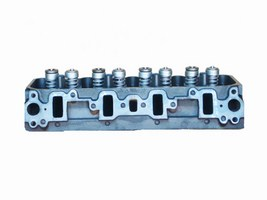 Cylinder Head: GM 6.5 liter V8 Year: 1992-2002 Type: OHV Fuel: Gas Family:  Casting:  Material:  Valves:  NA Special info: TURBO, ANGLE INTAKE BOLTS