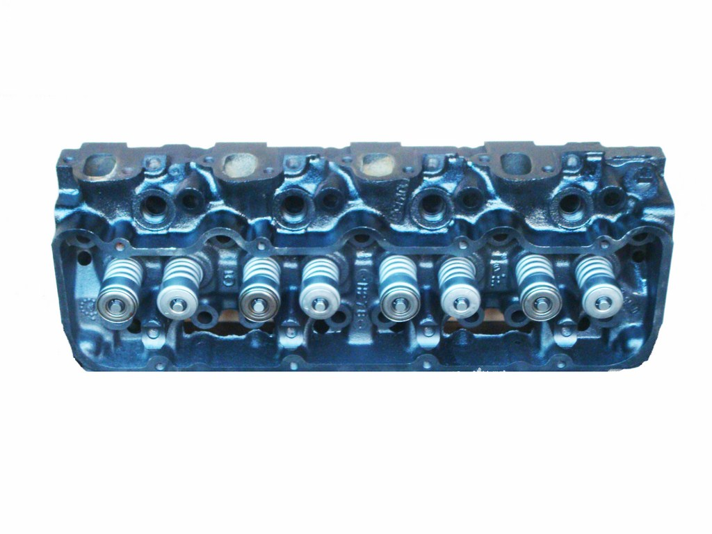 GM cylinder head 6.5 liter 1992-2002 V8 OHV Gas NA TURBO ...