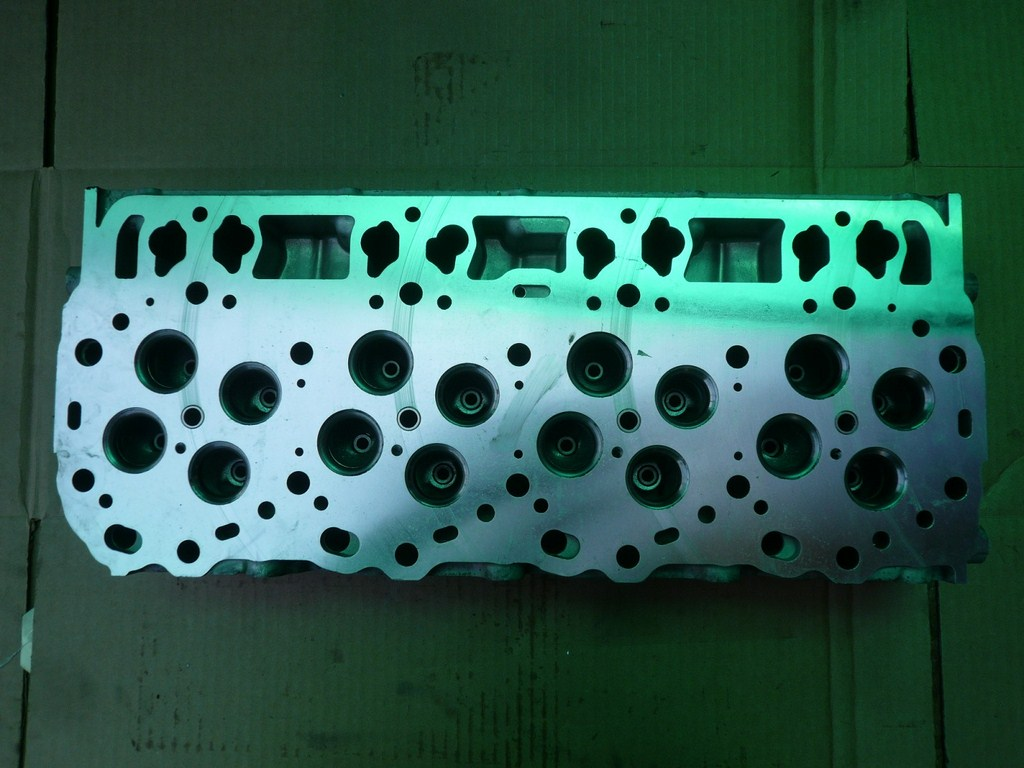Cylinder Head Gm 6 6 Liter V 2008 Type Ohv Fuel