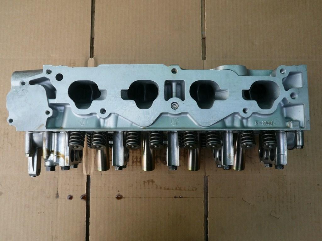 Car Ac Repair >> Honda cylinder head 1.7 liter 2001-2006 L4 SOHC Gas D17A1 ...