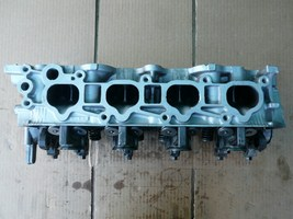 Cylinder Head: Honda 2.2 liter L4 Year: 1990-1997 Type: SOHC Fuel: Gas Family: F22A1 Casting: PT3 Material: Aluminum Valves: 16 NA Special info: F.I.