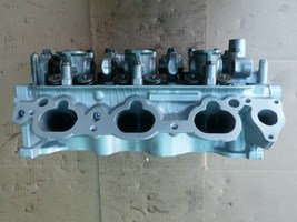 Cylinder Head: Honda 3.5 liter V6 Year: 1999-2003 Type: SOHC Fuel: Gas Family: J35A1 Casting:  Material: Aluminum Valves: 24 Left Special info: VTec J35A1 With Oil sen. Hole