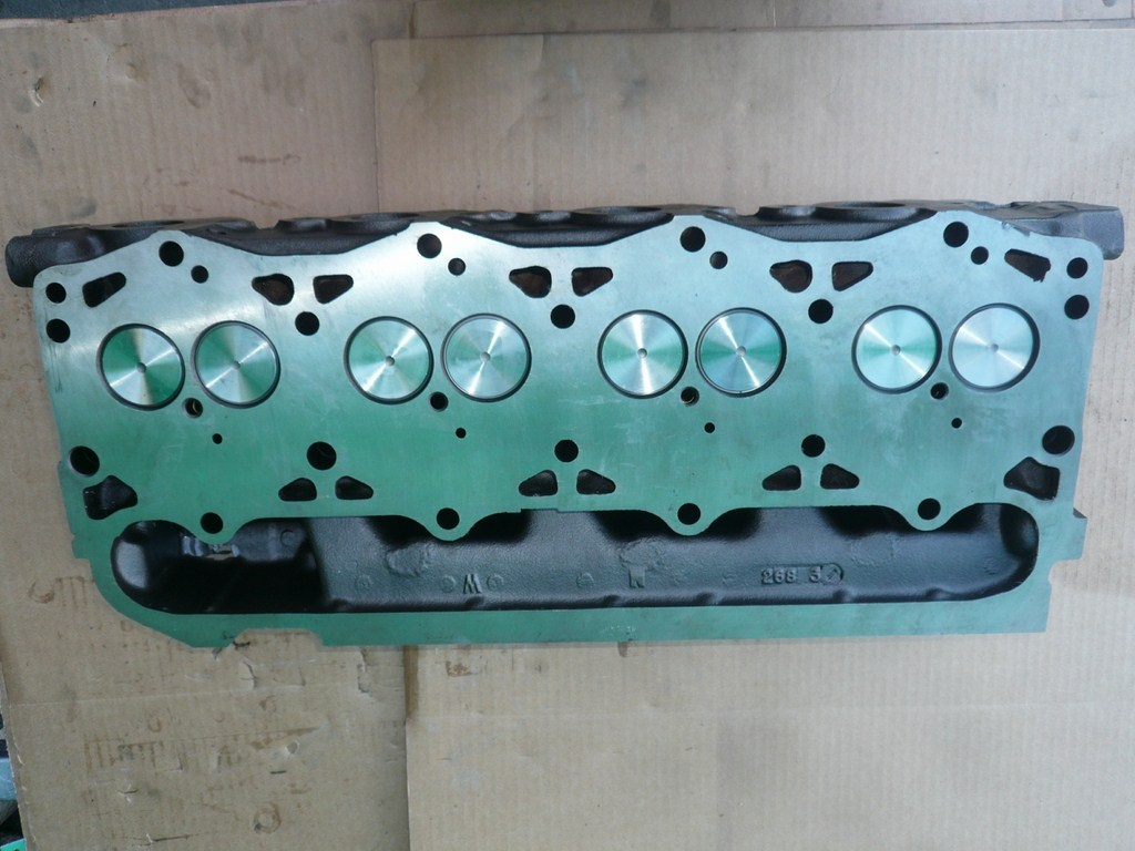 Ford Super Duty >> I/H cylinder head 7.3 liter 1994-2003 V8 OHV Gas NA ...