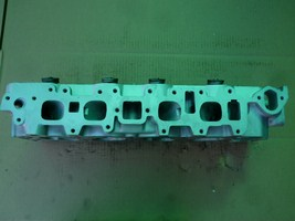 Cylinder Head: Toyota 2.4 liter L4 Year: 1984-1995 Type: SOHC Fuel: Gas Family:  Casting:  Material:  Valves:  NA Special info: 22RE, pear exhaust ports