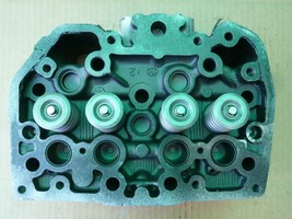 Cylinder Head: Subaru 1.8 liter H4 Year: 1985-1992 Type: OHV Fuel:  Family:  Casting:  Material:  Valves:  Left Special info: EA82, Fuel injection, with smog