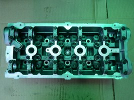 Cylinder Head: Chrysler 2 or 2.4 liter L4 Year: 1995-2007 Type: DOHC Fuel: Gas Family:  Casting: 086AGB Material:  Valves:  NA Special info: No egr, square exhaust ports, with 3 steam holes, 14 exhaust bolt holes