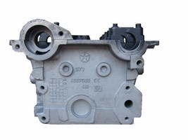 Cylinder Head: Chrysler 2 or 2.4 liter L4 Year: 1995-2007 Type: DOHC Fuel: Gas Family:  Casting: 86 Material:  Valves:  NA Special info: With egr, oval exhaust ports
